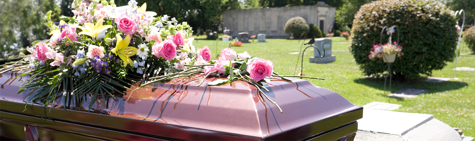 Information for Funeral Help borrowers about official Privacy Policy